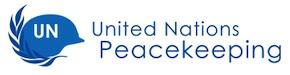 UN Department of Peace Operations logo